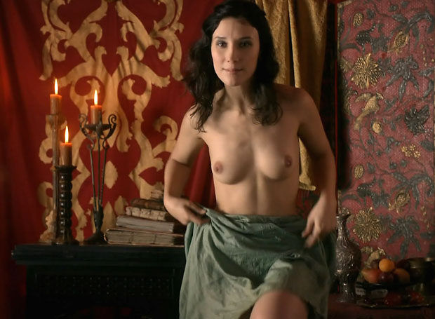 of Sibel thrones game nude kekilli