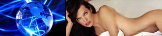 famous ukraine born movie star milla jovovich