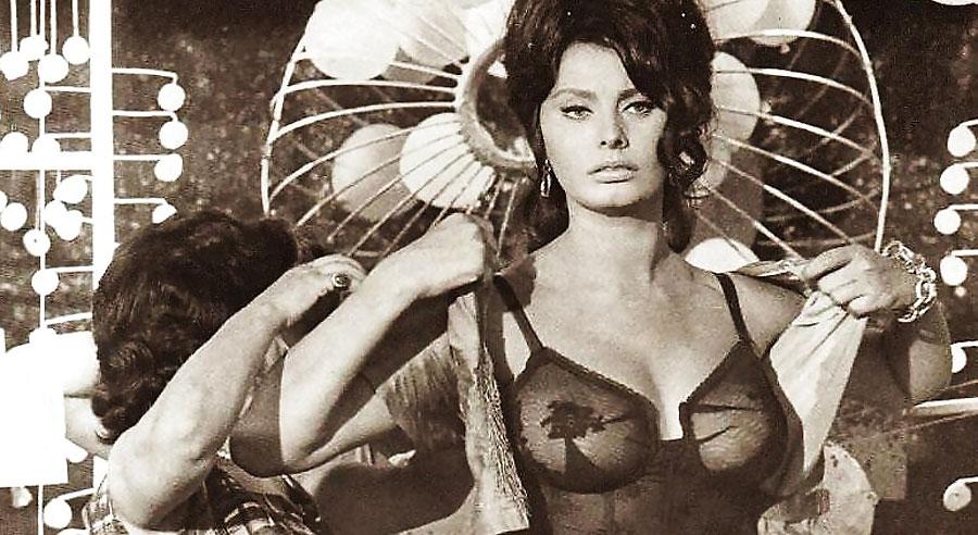 Loren porno sophia Sophia Loren